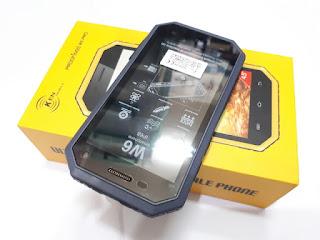 Ken Mobile W6 Pro 4G LTE RAM 2GB ROM 16GB IP68 Certified