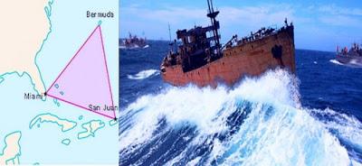 Εντοπίστηκε πλοίο που είχε εξαφανιστεί στο τρίγωνο των Βερμούδων πριν 90 χρόνια! φωτο