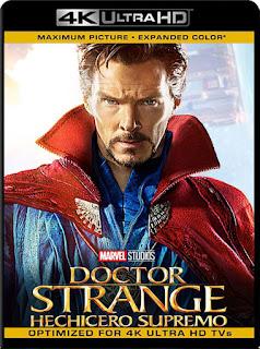 Doctor Strange (2016) BDRIP [4K UHD] Latino [Google Drive] Panchirulo