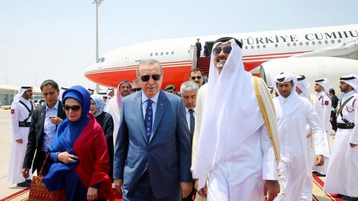 Έφαγε …πόρτα ο Ερντογάν: Καμία ένδειξη προόδου μετά την επίσκεψη του στο Κατάρ