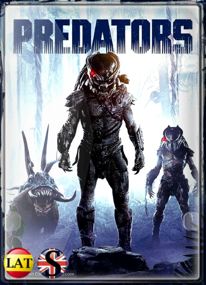 Depredadores (2010) HD 1080P LATINO/INGLES