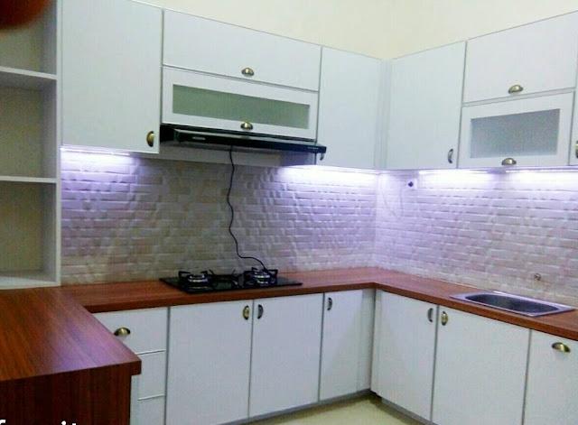 Jasa Kitchen Set Surabaya Minimalis