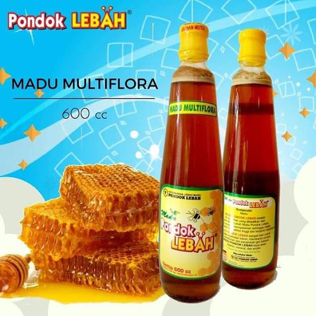 Madu Multiflora Pondok Lebah
