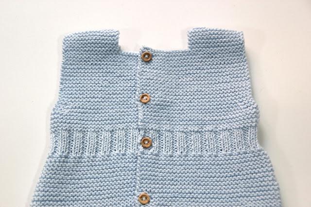 Diy tejer ropa de bebe pelele patrones gratis