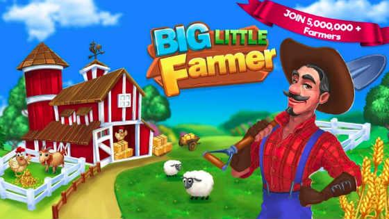 Big Little Farmer Offline Farm offline games for android
