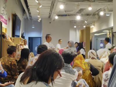 Soft Opening ETC Sophie Paris di Semarang
