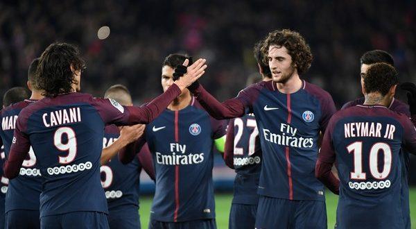 مشاهدة مباراة باريس سان جيرمان وسرفينا زفيزدا بث مباشر 3-10-2018 دوري أبطال أوروبا