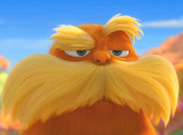Dr Seuss The Lorax Movie Sweepstakes At Amazon Com