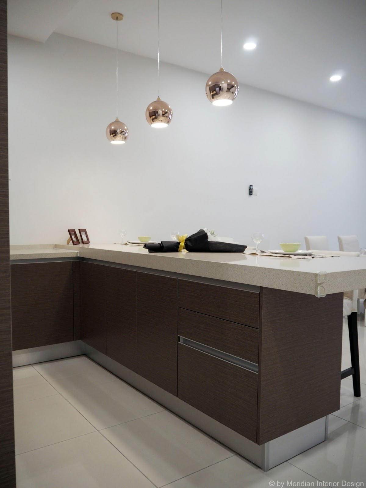 Base Meridian Interior Design And Kitchen Design In Kuala Lumpur . Wet And  Dry Kitchen Design