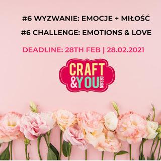 Wyzwanie #6 EMOCJE & MIŁOŚĆ | Creative challenge #6 EMOTIONS & LOVE