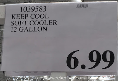 Deal for the Keep Cool Shopping Cooler Tote Bag at Costco