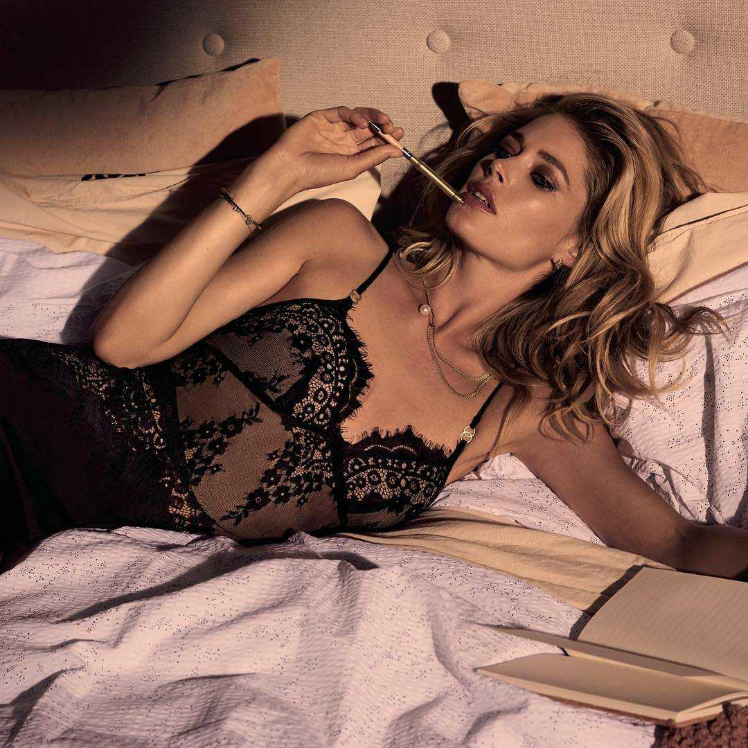 Doutzen Kroes for Doutzen Stories by Hunkemoller Lingerie