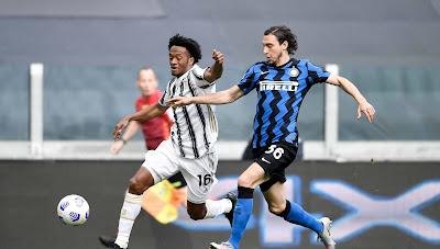 ملخص واهداف مباراة يوفنتوس وانتر ميلان (3-2) الدوري الايطالي