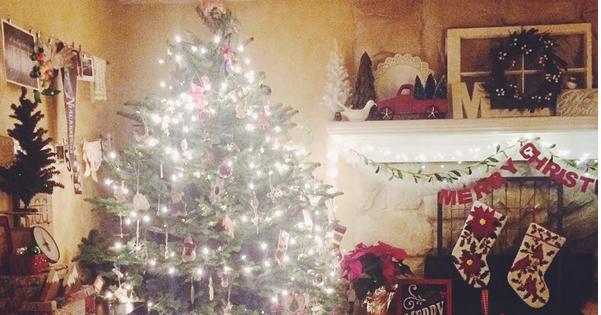 A Holiday Vignette With Joy Madison Poppytalk