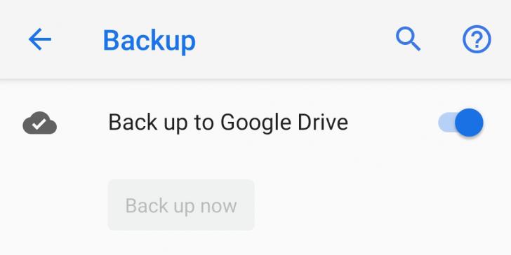 Backup Hp Xiaomi Ke Google Drive Atau Gdrive Kanal Xiaomi