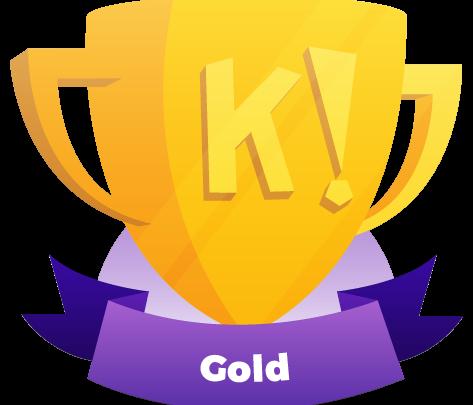 Kahoot! Gold