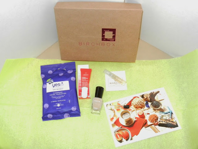Birchbox April 2012