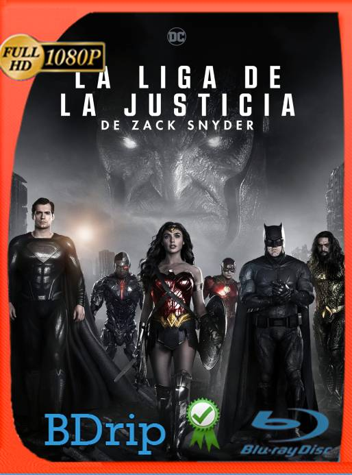 La Liga de la Justicia de Zack Snyder (2021) BDRip 1080p Latino [GoogleDrive] Ivan092