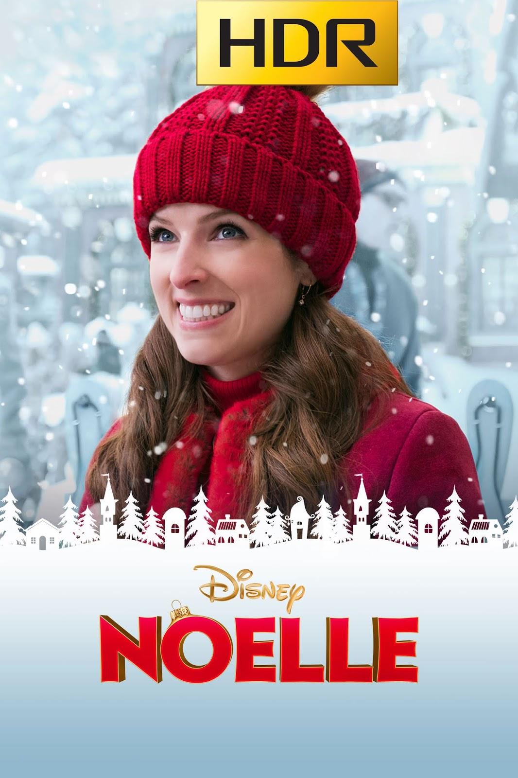 Noelle (2019) 4K UHD HDR Webrip Latino