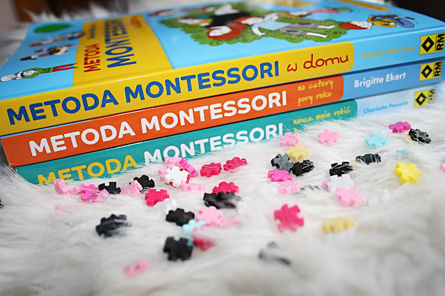 Metoda Montessori dla początkujących. O co w tym wszystkim chodzi? Czy polecam książki Metoda Montessori?