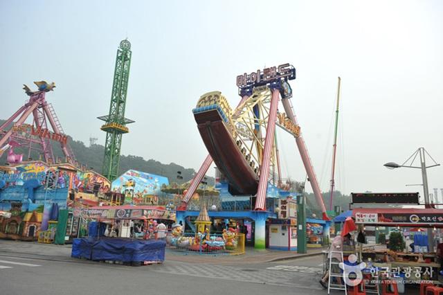เกาะวอลมิโด (Wolmido Island: 월미도) @ Korea Tourism Organization