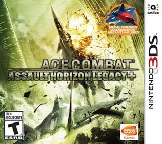 Rom Ace Combat Assault Horizon Legacy + 3DS