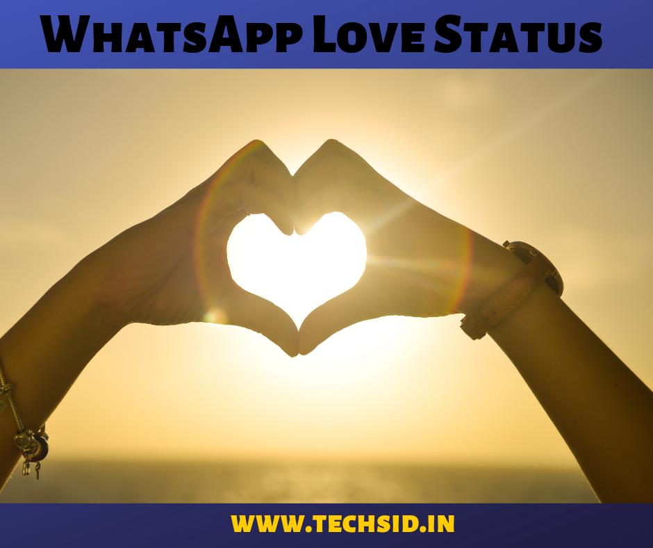 Best Whatsapp Love Status Whatsapp Status About Love