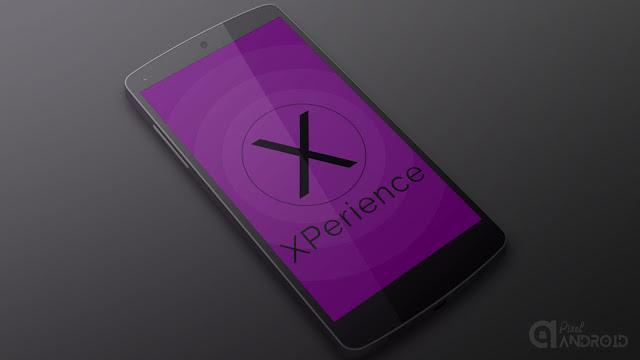 ROM XPerience con Android Oreo 8.1+