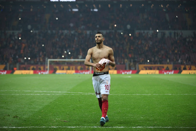 Why did fans make boos against Belhanda in the Real Madrid match