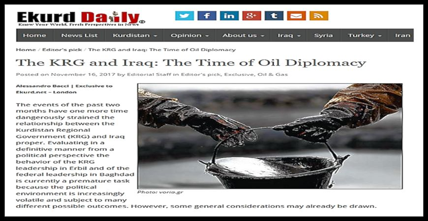 BACCI-The-KRG-and-Iraq-The-Time-of-Oil-Diplomacy-Nov.-2017-Cover