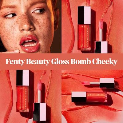 Fenty Gloss Bomb New Shade Cheeky