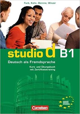 كتاب Studio d B1 مرفق مع الحلول