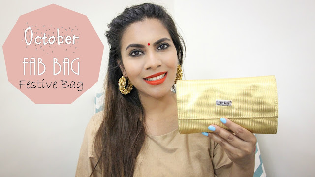 CAL Love Affair Lipstick,Votre Lip Gel Scrub,Kaya Brightening Serum,Kaya Brightening Serum,Vedaearth cleansing facial oil,Stay Quirky Nail Polish, October 2016 fab bag, October Fab Bag, October fab bag unboxing review, diwali 2016, makeup, diwali fab bag,beauty , fashion,beauty and fashion,beauty blog, fashion blog , indian beauty blog,indian fashion blog, beauty and fashion blog, indian beauty and fashion blog, indian bloggers, indian beauty bloggers, indian fashion bloggers,indian bloggers online, top 10 indian bloggers, top indian bloggers,top 10 fashion bloggers, indian bloggers on blogspot,home remedies, how to