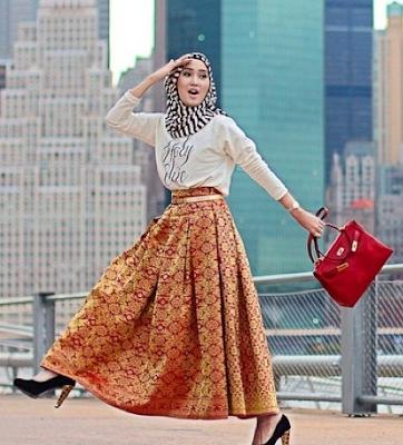 Tutorial Hijab Santai Remaja yang Fashionable