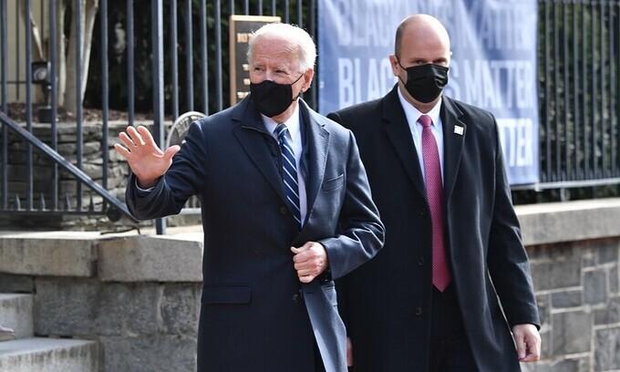 Tiệm bánh mì bất ngờ vì được ông Joe Biden ghé qua
