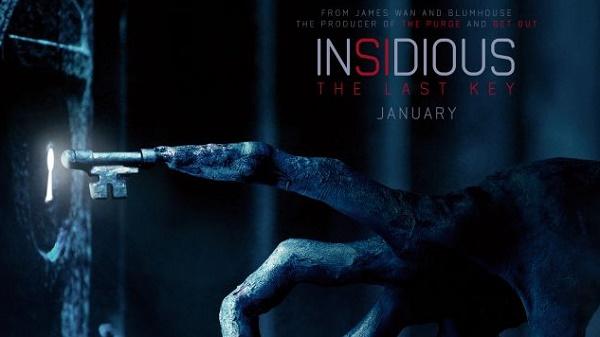film terbaru 2018 insidious the last key