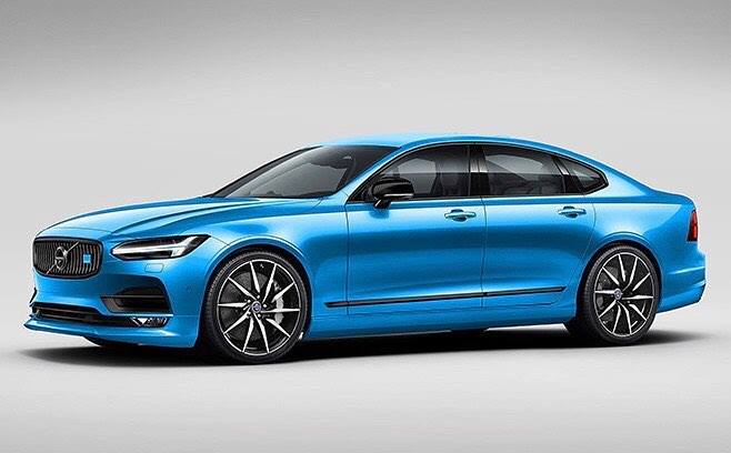 Polestar Pumps Up Volvo S90 And V90 Performance