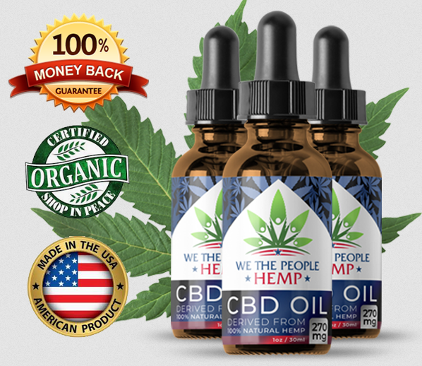 We The People Hemp CBD