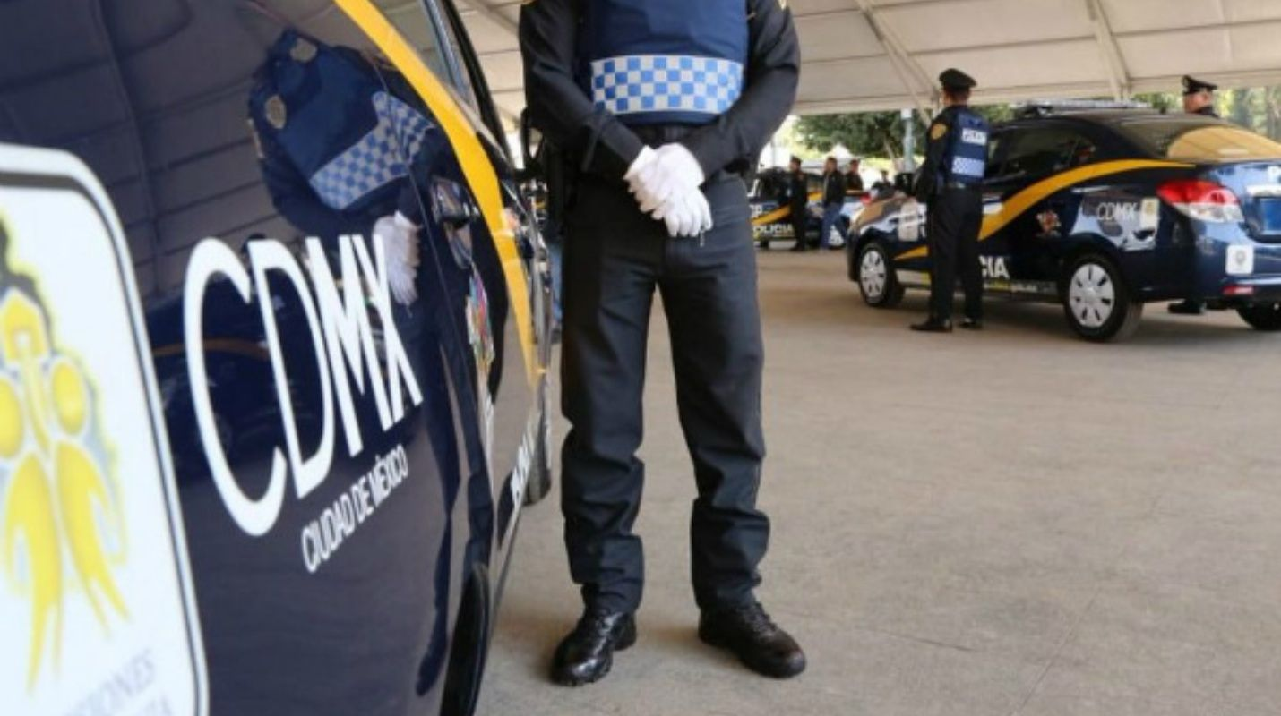 Policías en CDMX al servicio del Crimen Organizado, Roban, Asaltan o Secuestran