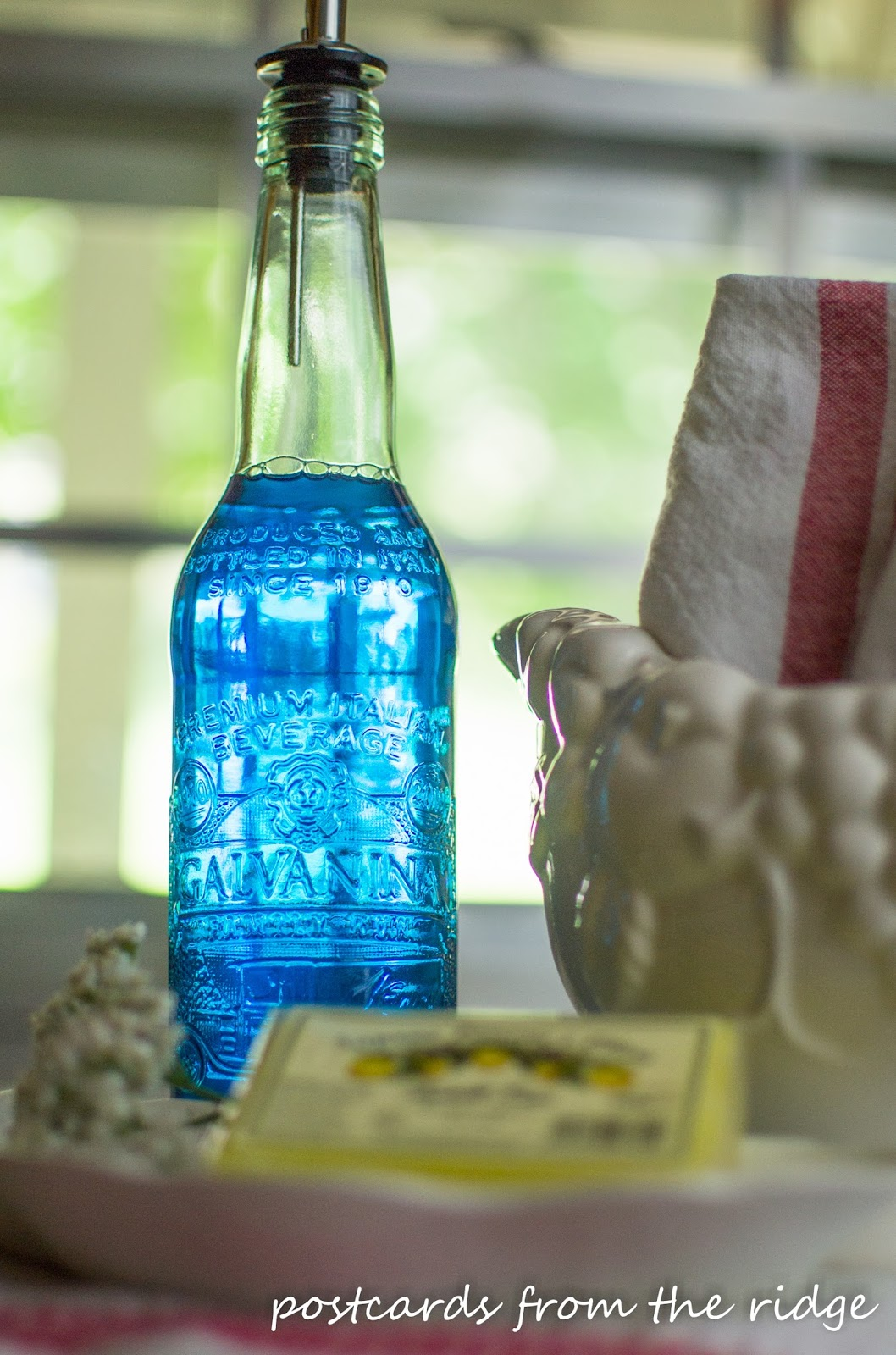 Designer Diy Kitchen Soap Dispenser Bottle Postcards From The Ridge I Decided To Make A Pretty Dish Soap Dispenser It Can Be Used As A Dispenser For Olive Dish Hand Or Even