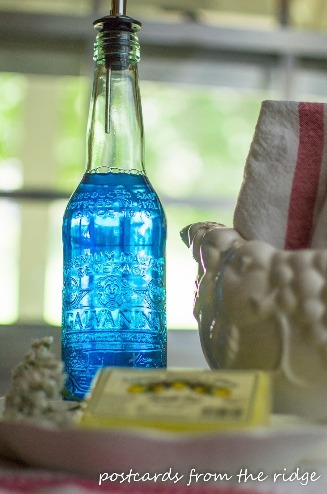 Kitchen Liquid Dispenser Diy Cabinet Designer Soap Bottle Postcards