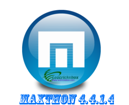 Maxthon Browser 4.4.1.4000