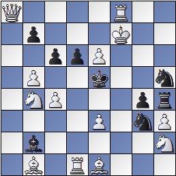 Problema de mate en 2 de Joan Claret, Els Escacs a Catalunya, Agosto 1933
