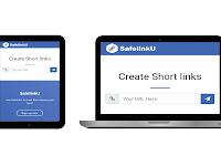 Cara Membuat Safelink Di Blogspot Mirip Seperti SafelinkU