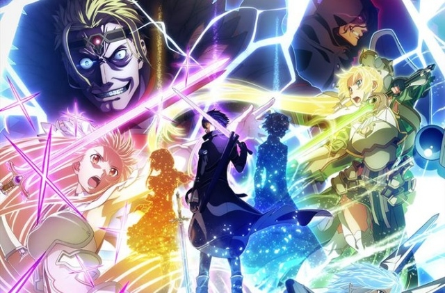 Sword Art Online: Alicization - War of Underworld Episode ke-13 Rilis 25 April