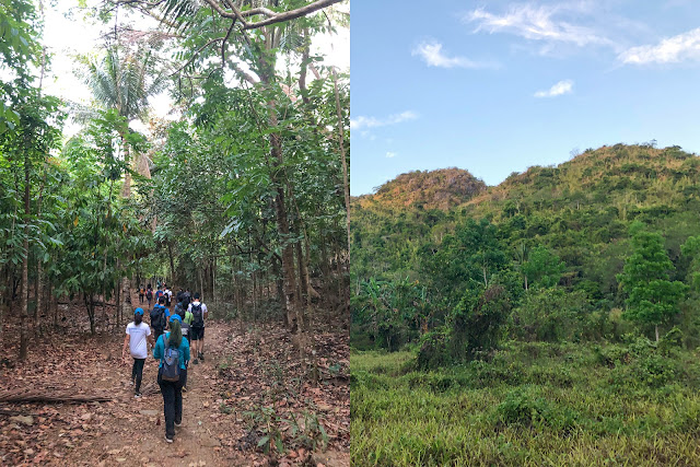 Patty Villegas - The Lifestyle Wanderer - Mt. Nagpatong - Tanay - Rizal - UNCHR - Atom Araullo -3.5
