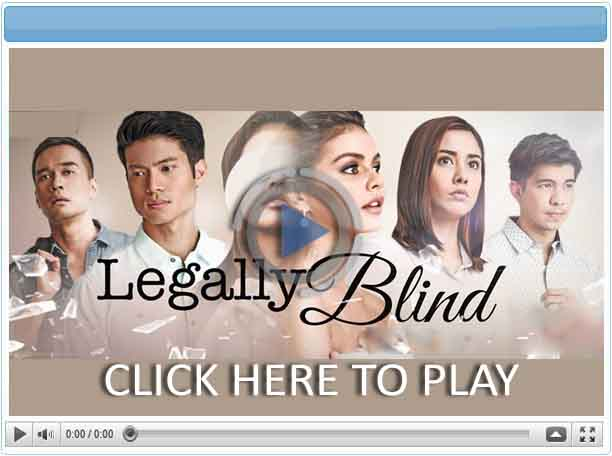 Legally Blind - Pinoy Show Biz  Your Online Pinoy Showbiz Portal