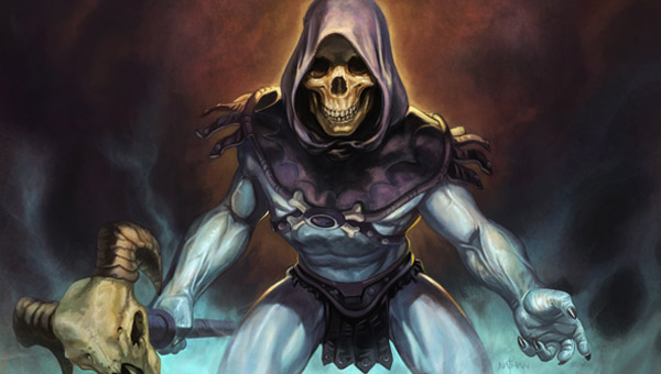 Skeletor Master of the Universe