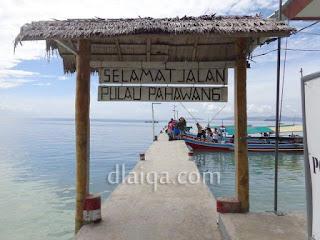 selamat jalan Pulau Pahawang
