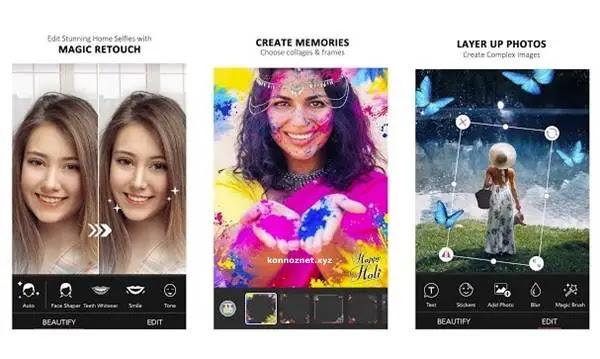 تطبيق YouCam Perfect - Selfie Cam